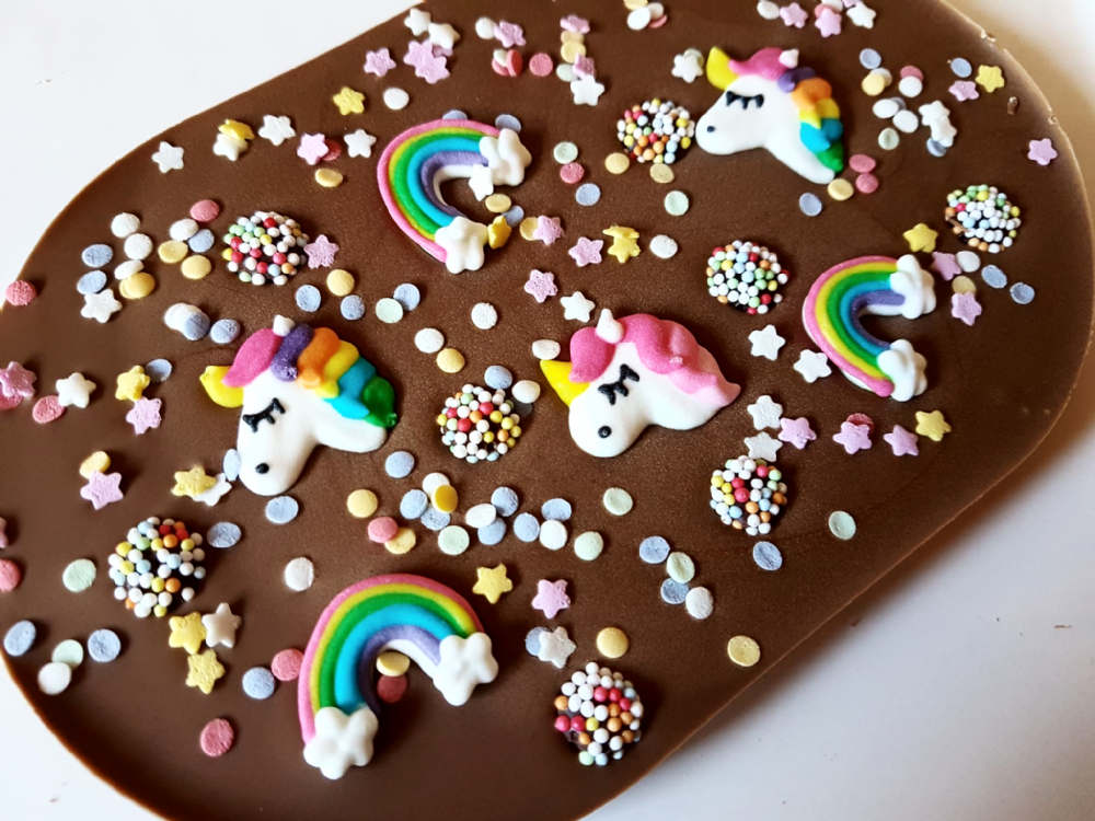 Unicorn Chocolate Bar 150g